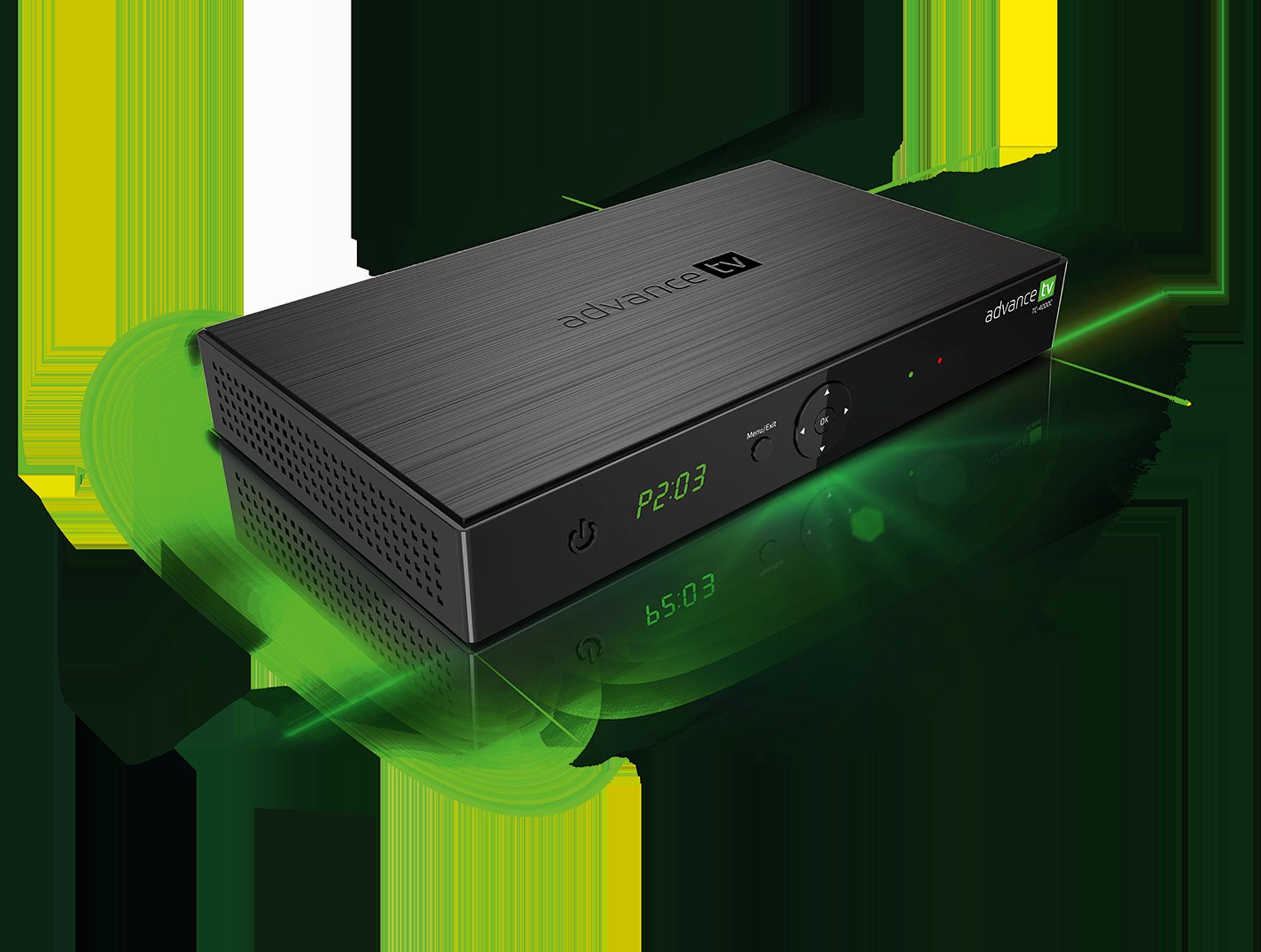 AdvanceTV Box PYUR
