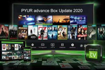 Pyur advance Box Update 2020